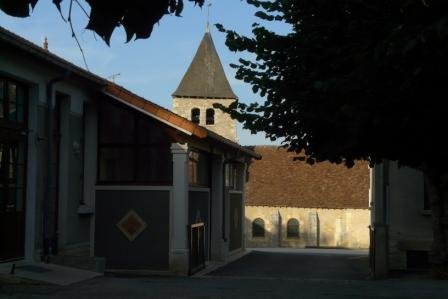 photo de la mairie de lurais